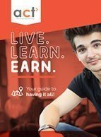 <p><strong>If you're new to the world of work... </strong>check out our Live Learn Earn booklet – your guide to having it all!</p>
